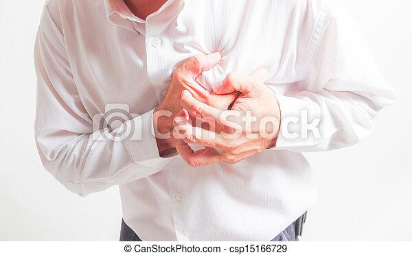 crise cardiaque - csp15166729