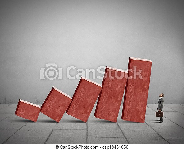 Crisis and failure concept - csp18451056