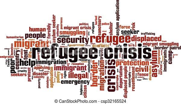 Crisis de refugiados - csp32165524