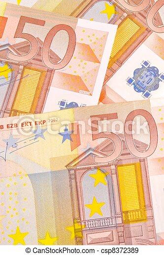 crisis in euro-zone - csp8372389