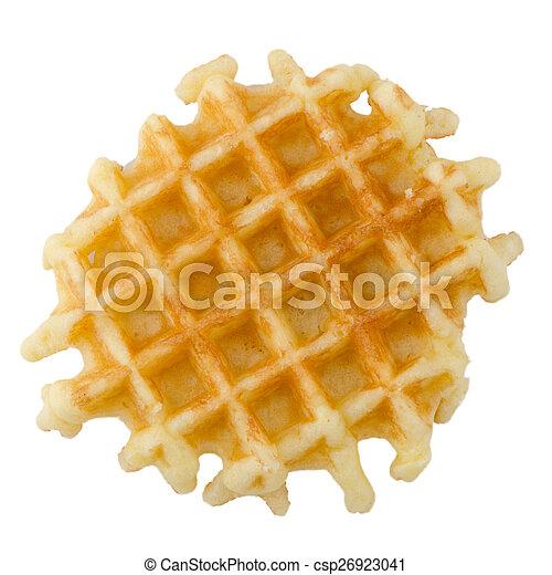 Crisp waffle - csp26923041