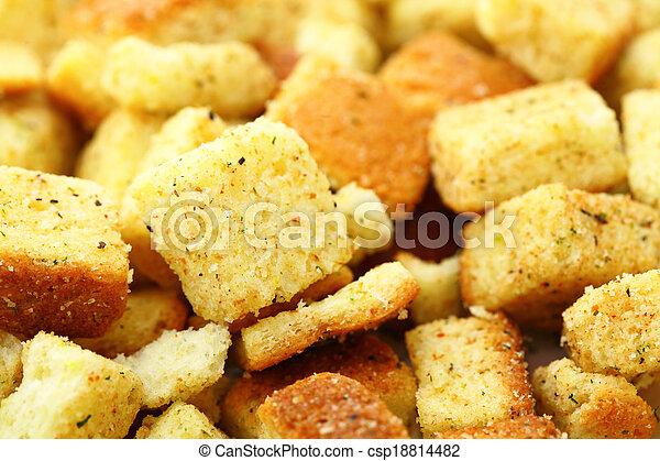 Crispy crouton - csp18814482