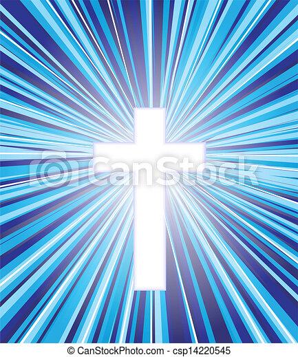 cristão, crucifixos - csp14220545