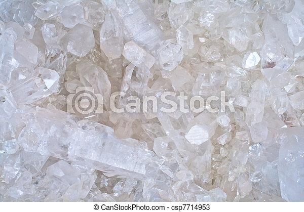 cristallo, bianco, quarzo - csp7714953