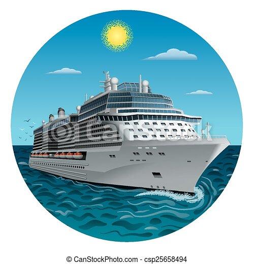 criuse ship - csp25658494