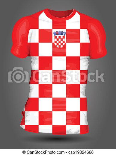 Croatia soccer jersey - csp19324668 5808bb2e4