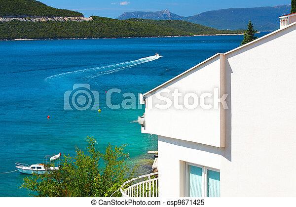 Croatia summer holiday - csp9671425