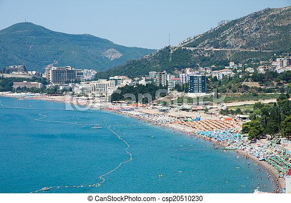 Croatian coast - csp20510230