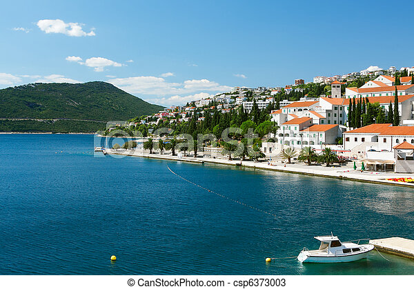Croatian coast - csp6373003