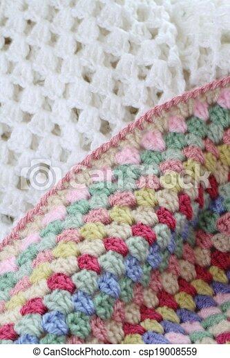 Crochet Samples Pretty Handmade Crochet Afghan Blankets Made In