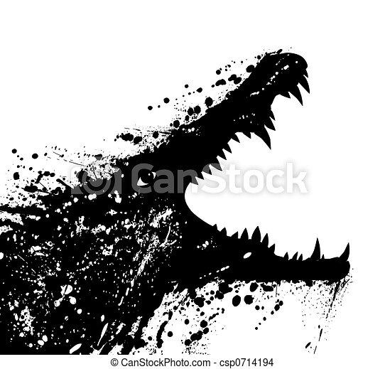 crocodile - csp0714194