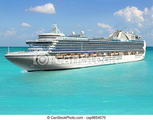 croisière bateau - csp9654070