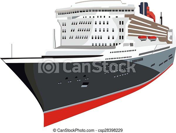 croisière bateau - csp28398229