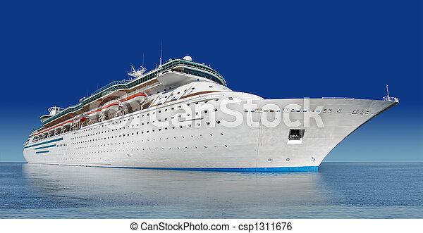 croisière bateau - csp1311676