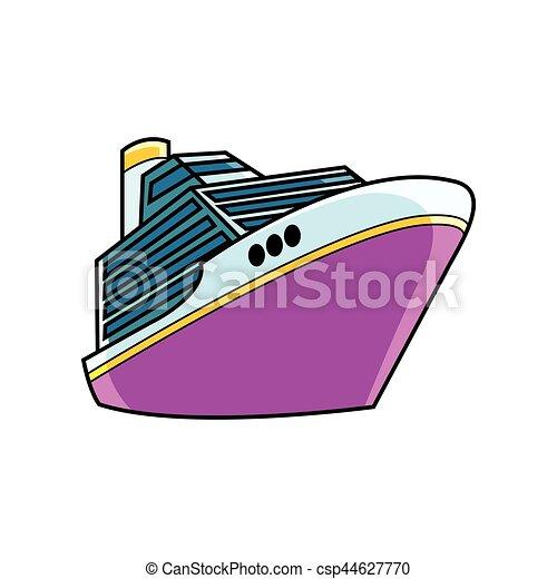 croisière bateau - csp44627770