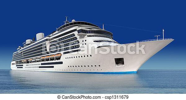 croisière bateau - csp1311679