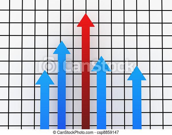 croissance, taux - csp8859147
