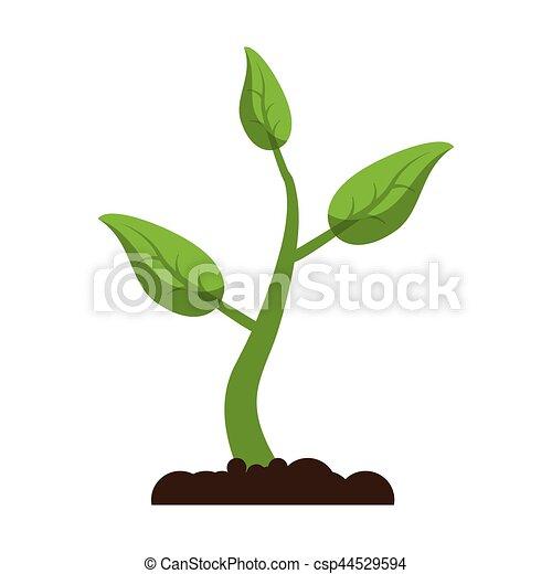 croissant pousse plante eco 10 plante eco pousse vecteurs eps rechercher des clip. Black Bedroom Furniture Sets. Home Design Ideas