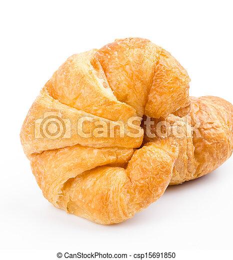 Croissant - csp15691850