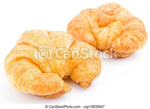 Croissant - csp15830647