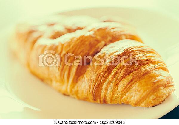 Croissant - csp23269848