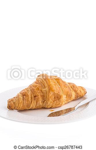 Croissant - csp26787443