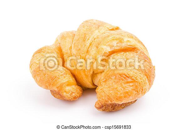 Croissant - csp15691833