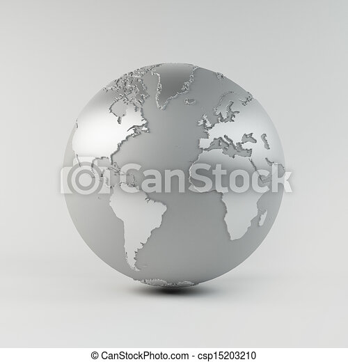 cromo, terra - csp15203210