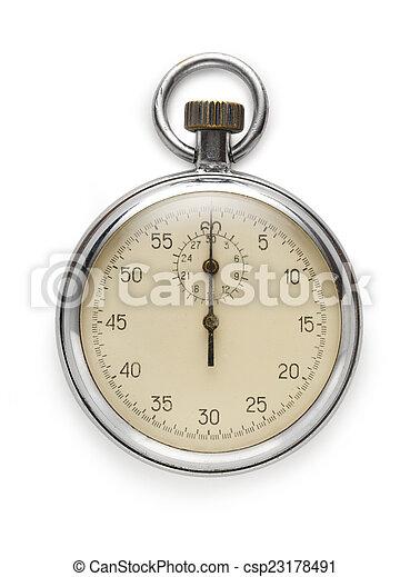 cronometro - csp23178491