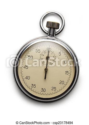 cronometro - csp23178494