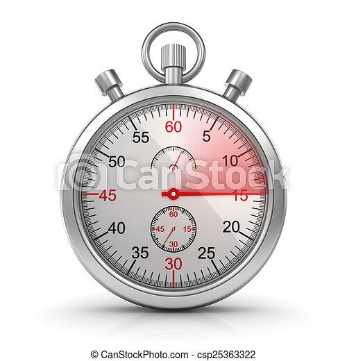 cronometro - csp25363322