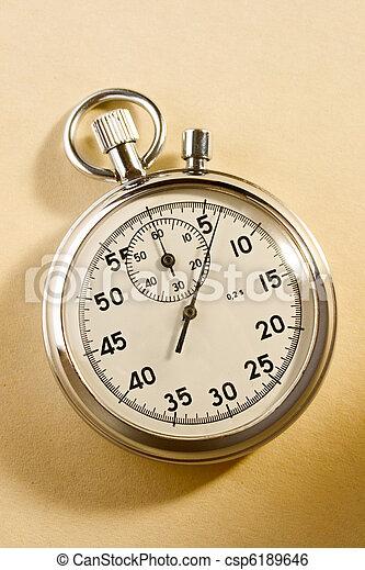 cronometro - csp6189646