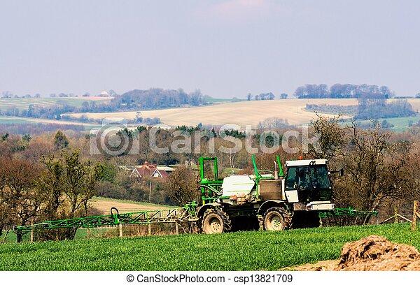 Crop Sprayer - csp13821709