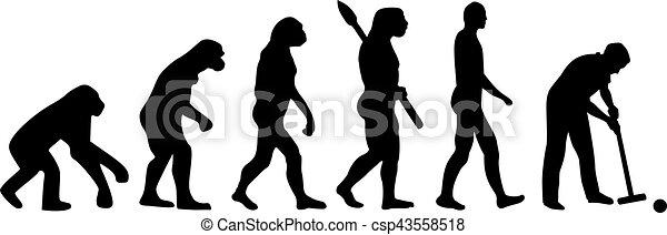 Croquet Evolution - csp43558518