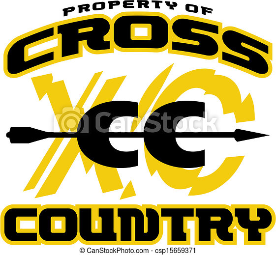 cross country design vectors illustration search clipart drawings rh canstockphoto com cross country clip art templates cross country runner clipart