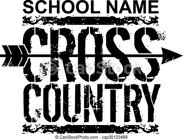 cross country - csp30123489