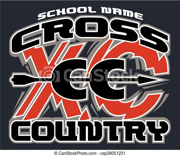 cross country - csp39051231