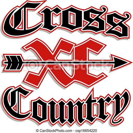 Cross country with xc.