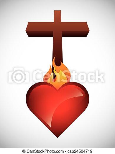cross icon  - csp24504719