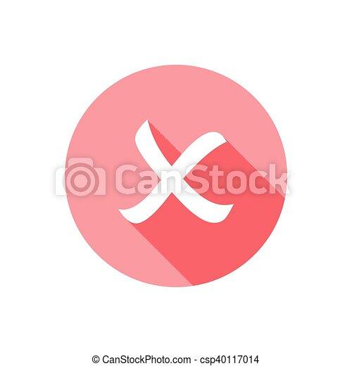 cross icon - csp40117014