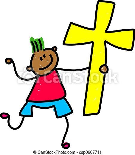 cross kid - csp0607711