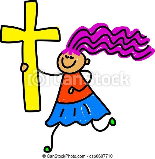 cross kid - csp0607710