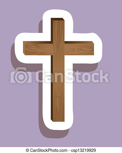 Cross of Christ - csp13219929