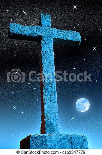 Cross over stars - csp3347779