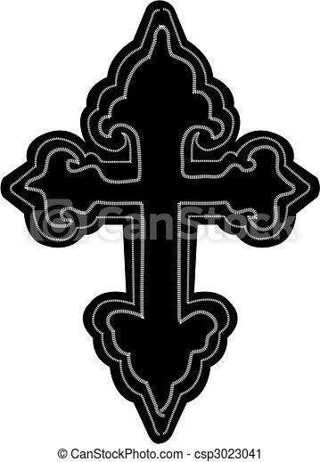 cross patchwork - csp3023041