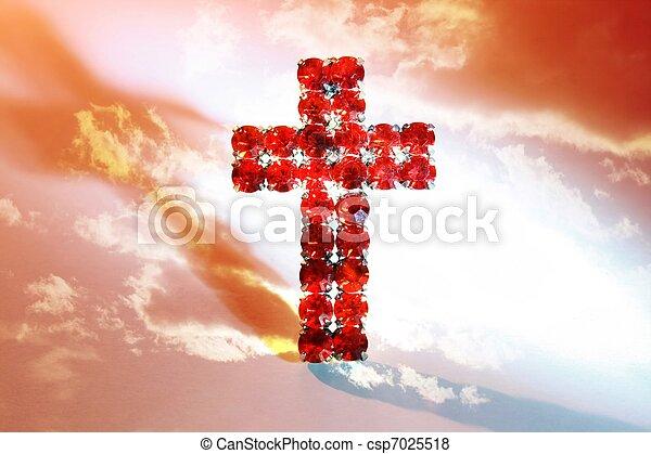 Cross - csp7025518