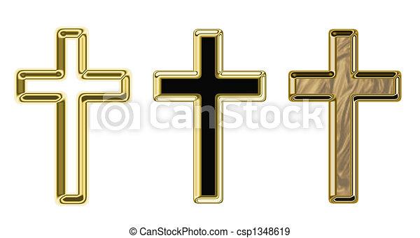 Crosses - csp1348619