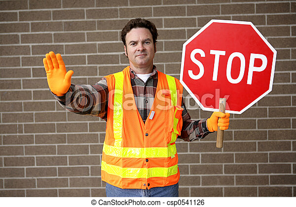 Crossing Guard - csp0541126