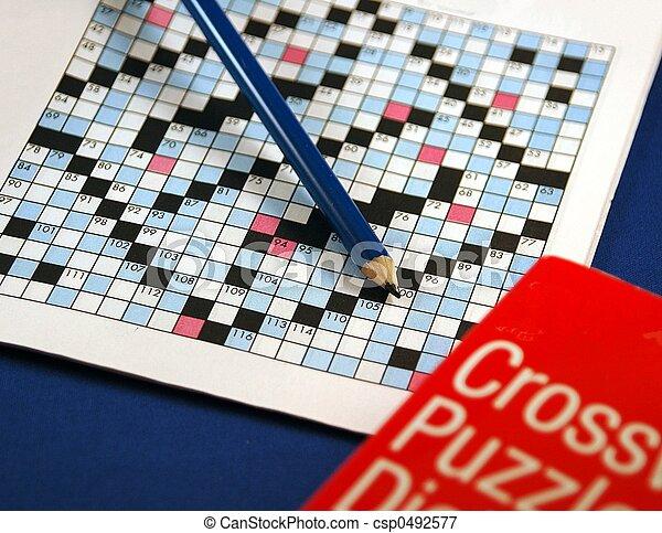 Crossword Puzzle - csp0492577