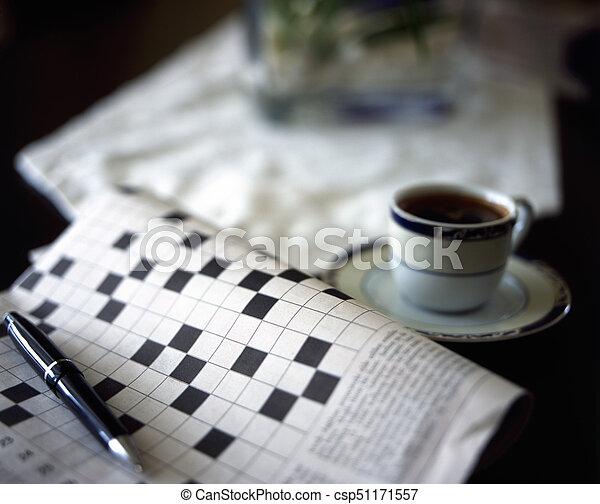 crossword puzzle - csp51171557